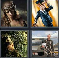 4 Pics 1 Word Levels Aviator