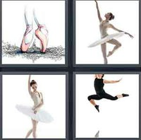4 Pics 1 Word Levels Ballet