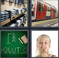 4 Pics 1 Word Levels Gap