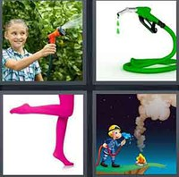 4 Pics 1 Word Levels Hose