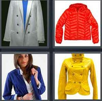 4 Pics 1 Word Levels Jacket