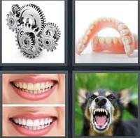 4 Pics 1 Word Levels Teeth