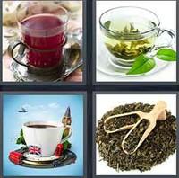 4 Pics 1 Word Levels Tea