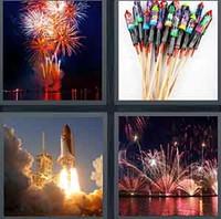 4 Pics 1 Word Levels Rockets