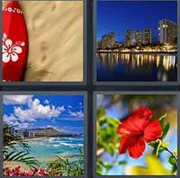 4 Pics 1 Word Levels Honolulu
