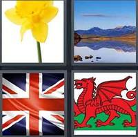 4 Pics 1 Word Levels Wales